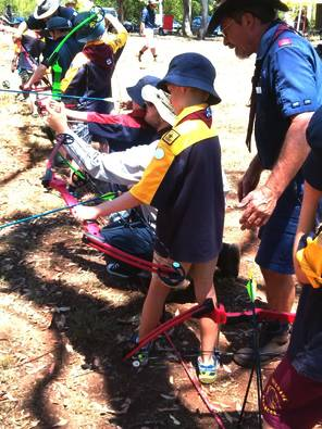 2nd Toowoomba Scouts: Cub Scouts